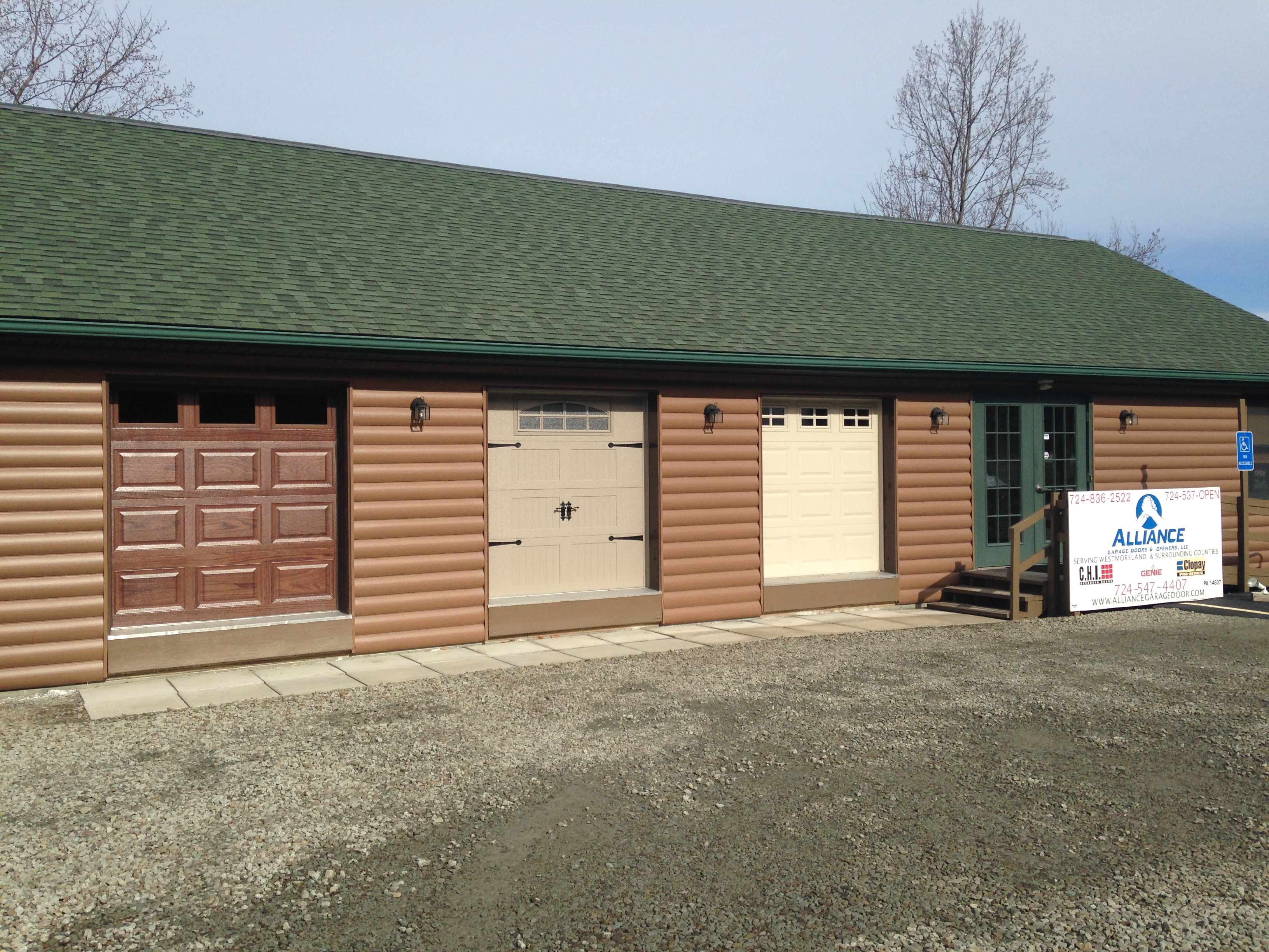 Alliance Garage Doors Amp Openers In Greensburg Pa 15601